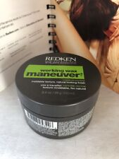 Redken Maneuver Working Wax 3.4 oz./100ml.  Brand New!
