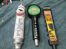 New Holland, Innis & Gunn, and Elysian Brewing Beer Taps Lot of Three