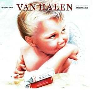 (CD) Van Halen - 1984 - Jump, Panama, Hot For Teacher, I'll Wait, House Of Pain