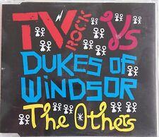"""TV ROCK VS DUKES OF WINDSOR """"The Others"""" 2007 4Trk CD"""