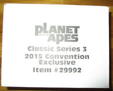 "SDCC 2015 NECA PLANET OF THE APES BUNDLE 3 PACK 7"" FIGURES ALDO CAESAR CONQUEST"