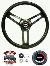 "1969-1994 Camaro steering wheel Red White Blue Bowtie 14 1/2"" Shallow Dish Grant"