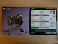Fujifilm Finepix T310 14MP 10X Zoom Digital Camera COMPLETE Kit in box