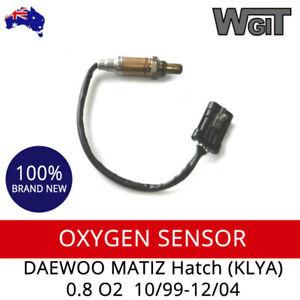 Oxygen Sensor For DAEWOO MATIZ Hatch (KLYA) 0.8 O2 10-99-12-04