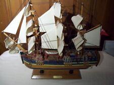 Modell-Zubehörsatz Segel für HMS Endeavour 1:96 Shipyard