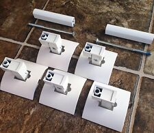 5 Bose UB-20W Wall Speaker Mount Brackets (UB20) Jewel & DoubleCube Speakers.