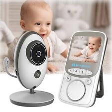 2-Way Talk LCD Digital Wireless Baby Monitor Night Vision Video Audio Camera