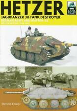Tank Craft 29 Hetzer - Jagdpanzer 38 Tank Destroyer  BOOK