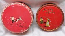 2 ancienne boite pastille vichy