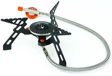Fox cookware Compact Stove 3000 Butane Gas Stove CCW010 - Carp Fishing Camping