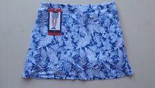 """NEW Design """"BLUE FERN"""" TRANQUILITY COLORADO CLOTHING SKORT YOGA GOLF Size MEDIUM"""