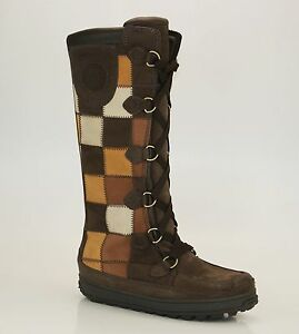 Timberland Limited Edition Mukluk Boots Waterproof Winter Schnee Stiefel 13672