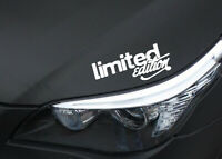 Limited Edition Auto Aufkleber Sports mind Sticker Tuning JDM OEM #2
