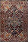 Vintage Geometric Najafabad Classic Area Rug Traditional Oversize Carpet 11x16