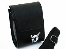 AF5u AF GRAPHIC Leather Case Bag for Canon Powershot G16 G15 G12 SX160 SX170 IS