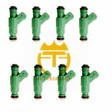 OEM 0280155787 Set (8) Fuel Injectors Fit Land Rover Dovery 1999-2004