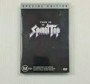 This Is Spinal Tap - 2 DVD Special Edition - Region 4 - TRACKED POST