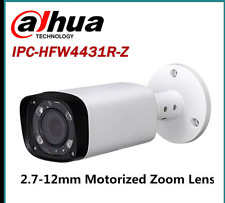 Dahua IPC-HFW4431R-Z 2.7-12mm motorized lens IR 80M Bullet camera  without logo