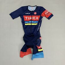 Castelli Cycling One Piece Speed Suit Size XS