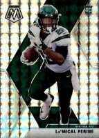 2020 Panini Mosaic Mosaic #235 LA'MICAL PERINE RC Rookie  NY Jets