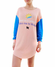 Wildfox Womens Couture Sunscreen Tunic Grapefruit Size XS RRP $ 96 BCF69