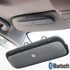Portable Bluetooth Hands-free Car Kit Speaker Speakerphone 17 Hours to Play