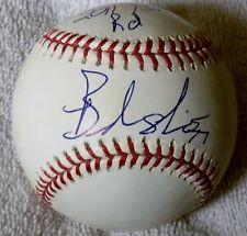 Brandon Nimmo New York Mets Inagural Major League Baseball Auto Ins 2011 1st Rd
