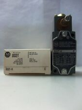 New Allen Bradley 802T-H 802TH Oil Tight Limit Switch Series C NIB