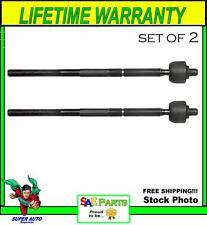 *NEW* SET Heavy Duty EV404 Steering Tie Rod End Front Inner
