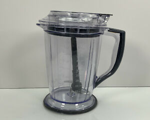 Ninja Food Processor Blender Gray / Clear