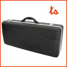 ABS Hardcase Koffer für Alt Saxophon Saxofon Saxophonkoffer in Schwarz NEU