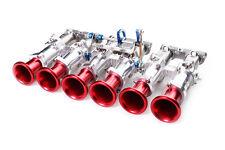BMW m20 e30 e21 ITB throttle body complete Kit with carbon fiber plenum