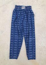 Vintage 80s 90s Baggy Surf Muscle Gym Parachute MC Hammer Pants