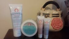 First Aid Beauty Ultra Repair Cream, Bouncy Mask, Hydrating Serum &Radiance Pads