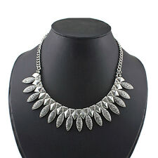 "16"" New Forever21 Bib Collar Necklace Gift Vintage Women Party Holiday Jewelry"