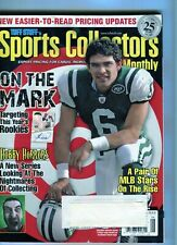 AUGUST 2009 MARK SANCHEZ COVER SPORTS COLLECTORS MONTHLY 5 SPORT PRICE GUIDE