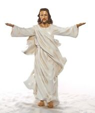 "Jesus-""Christ Our Savior"" Christian Sculpture-Statue-Figurine-Resin"