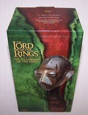 Lord Of The Rings Orc Squinter Sideshow/Weta 2001 NIB Sealed 1/4 Scale Helm