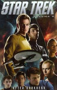 Star Trek V6 After Darkness TP - IDW Comics - Enterprise Captain Kirk Mr Spock