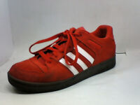 Adidas Men's Shoes Fashion Sneakers, Bright Red, Size 12.0 VL5T