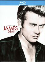 BLU-RAY PACK COLECCION JAMES DEAN
