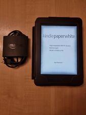 Amazon KindlePaperwhite 7th Gen - Black - hardly used