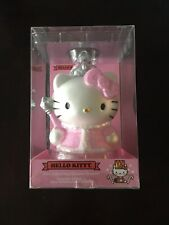 Hello Kitty Hand Crafted Glass Christmas Ornament Kurt S. Adler by Sanrio