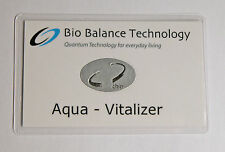 Water Quality Protection:  The Famous AQUA-VITALIZER Card