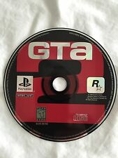 Grand Theft Auto II GTA 2 (PlayStation) PS1