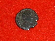 VALENS (A.D. 364-378) BRONZE REDUCED FOLLIS AUTHENTIC  ROMAN COIN