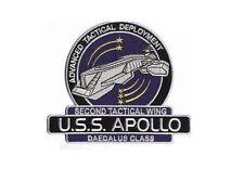 Stargate Atlantis ecusson USS Apollo Daedalus class patch