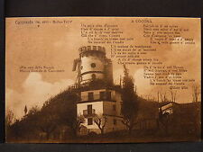 Cocconato, Asti - L'Antica Torre, Dialetto Piemontese - Viaggiata 1929 - AT044