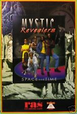 MYSTIC REVEALERS POSTER, SPACE AND TIME   MSC3)