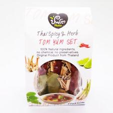 Thai Spicy & Herb TOM YUM SET PINTO Natural ingredients Original from Thailand